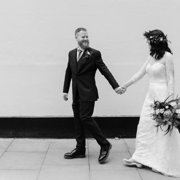 Islington Town Hall wedding photographer </br> London // Emina & Dan